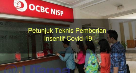 Petunjuk Teknis Pemberian Insentif Covid-19 Revisi