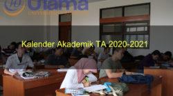 Kalender Akademik TA 2020-2021